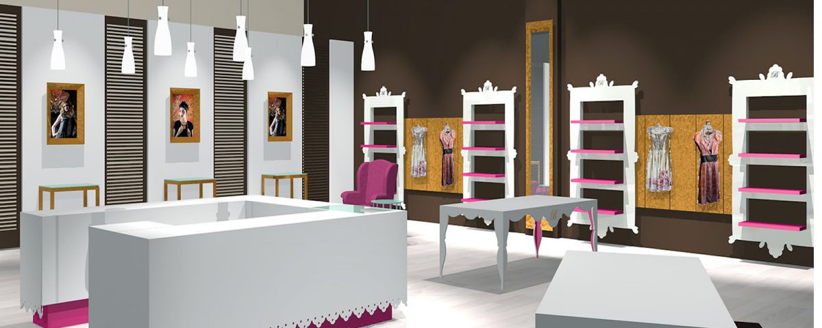 Retail Store & Showroom Interior Designers – Agrasen Industries ...